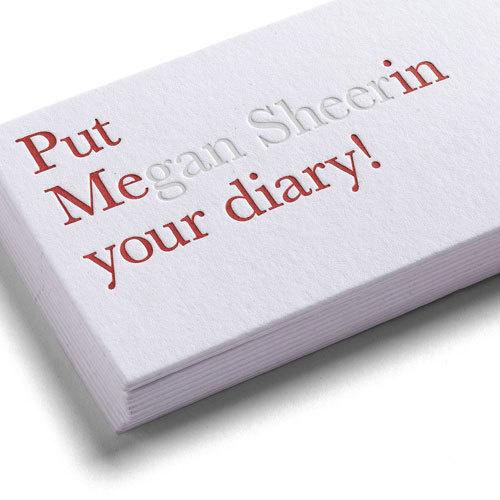 Megan Sheerin brand identity