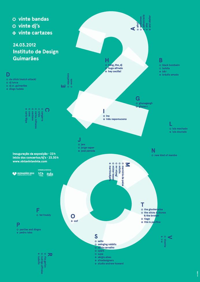 20 Poster design