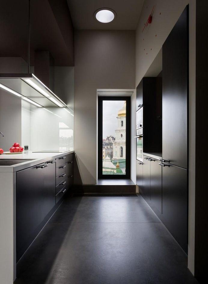 Two-Storey Apartment Georgievskiy by Dreamdesign 3