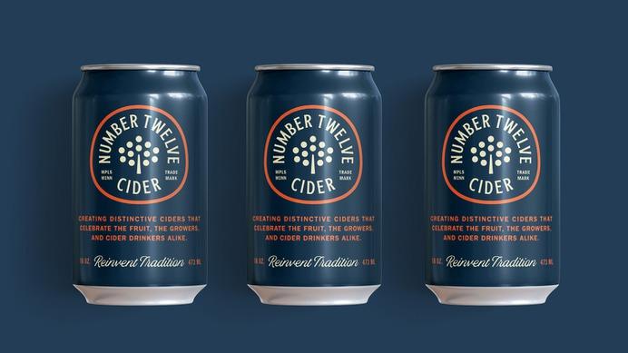 Number Twelve Cider - Buddy-Buddy   A Minneapolis Branding Agency & Design Studio