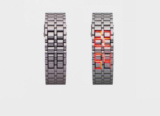LED watch #watch