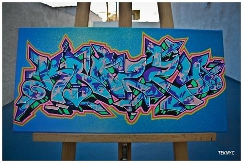 B-Boy TEKNYC – SKILLMETHODZ. EST. 1995. #graffiti #art