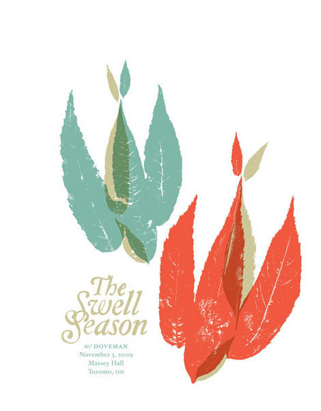 The Swell Season #poster