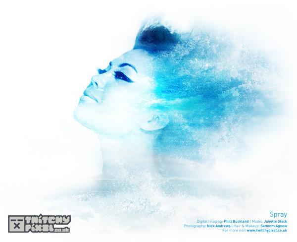 Spray #twitchy #sprite #water #design #pixel #spray