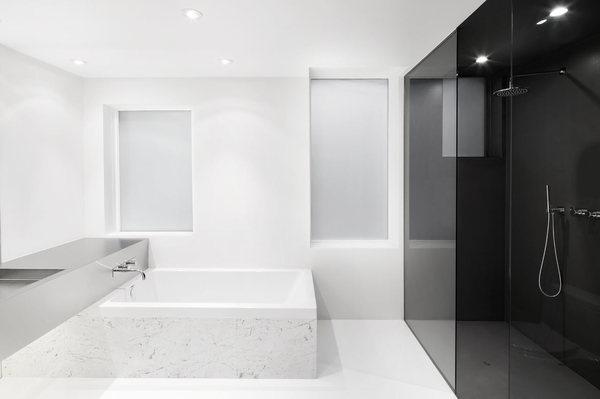 Espace St Denis_Anne Sophie Goneau 15 bathroom #interior #design #decor #deco #decoration