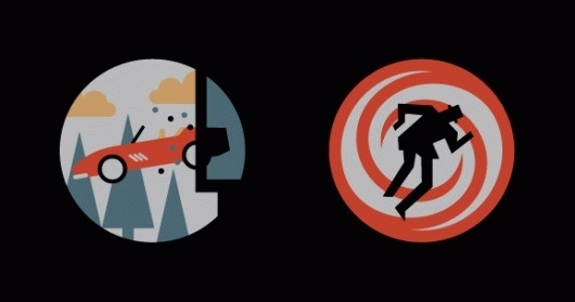 DKNG Studios » Paramount Celebrates 100 Years With 100 Iconic Films #illustration