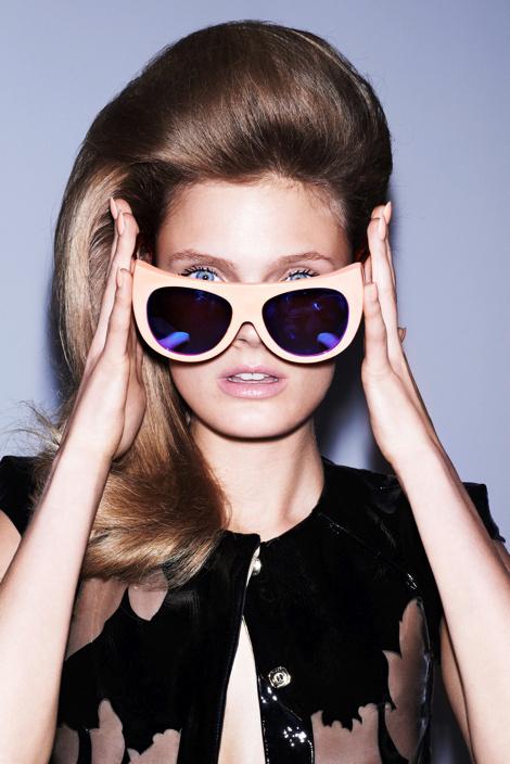 Constance Jablonski by Katja Rahlwes #fashion #model #photography #girl