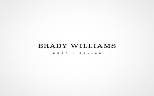 Brady Willians #logo #brand