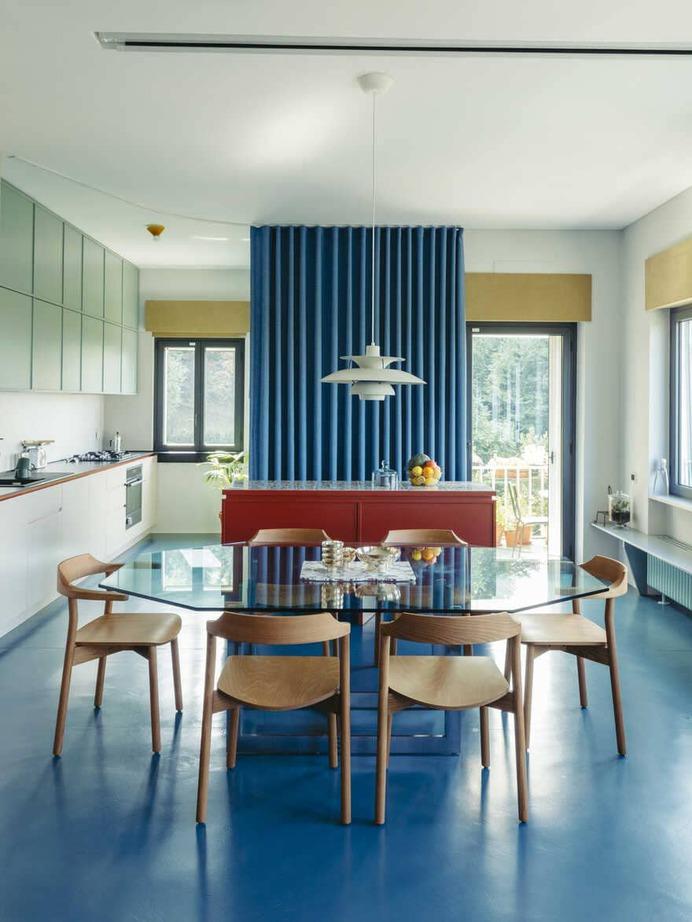 dining room, Torino / PlaC – Plateau Collaboratif