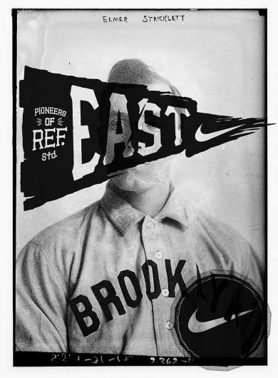 Nike East | SouthSouthWest #overprint #nike