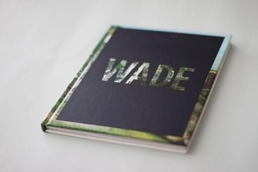 Rhett Dashwood #design #knocked #book #out #type