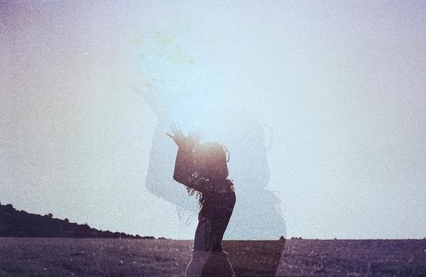 Film Photography #sun #woman #backlit #photography #dreamy