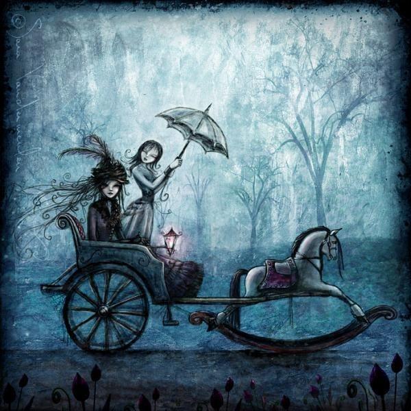 Illustrations by Sara Vandermeulen #sara #vandermeulen #illustrations
