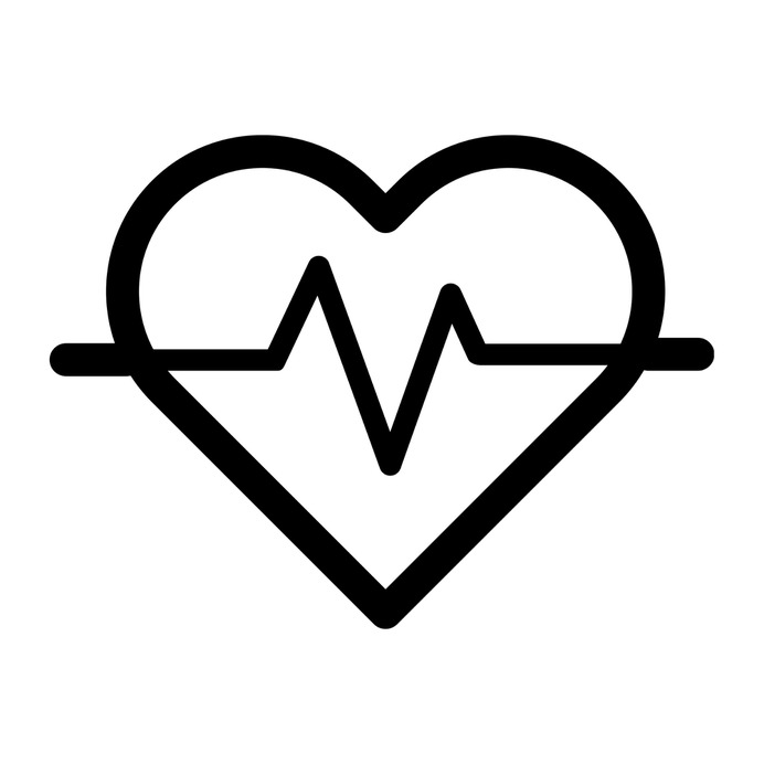 See more icon inspiration related to heart, heartbeat, medical, healthy, health clinic, heart shape and healthcare and medical on Flaticon.