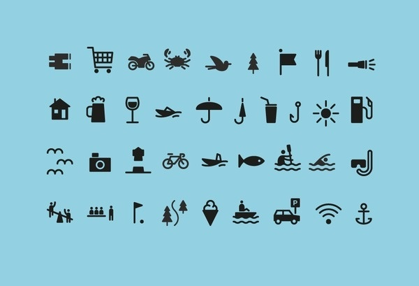 Pictograms #pictogram #icon #sign #picto #symbol