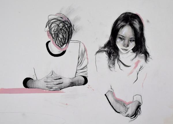 Daniel Segrove   PICDIT #design #art #painting #mixed #media