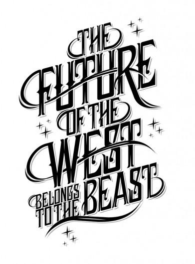 Type Treatment #typography