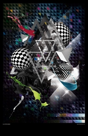 Color & Geometry #001 | Victor Samaue