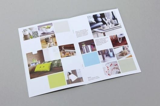 KentLyons :: Home #layout #design #brochure
