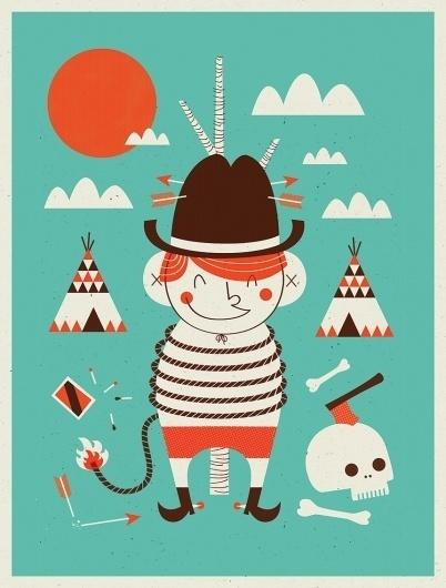 Design & Illustration By Alexander William Thorburn Westgate #illustration