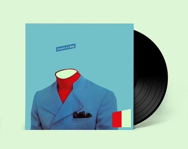 Dream On Boy leciel #cover #vinyl #album
