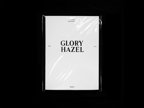 Bureau Collective – Glory Hazel DVD #print #design #graphic