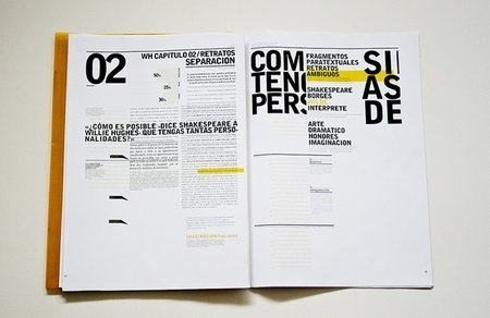 Creative Print Typography Layouts | Smashing Magazine #print #illustration #photography #layout #magazine #typography