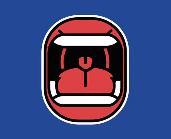Mouth Evolution #icon #486made #mouth