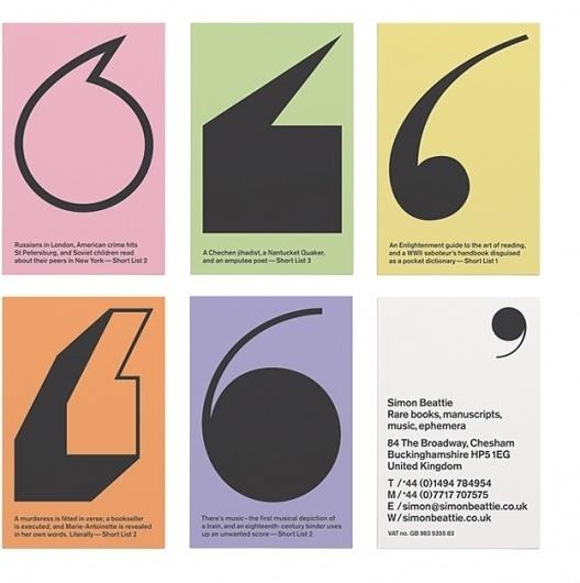Purpose » Simon Beattie – Stationery #type #colour #identity #stationery
