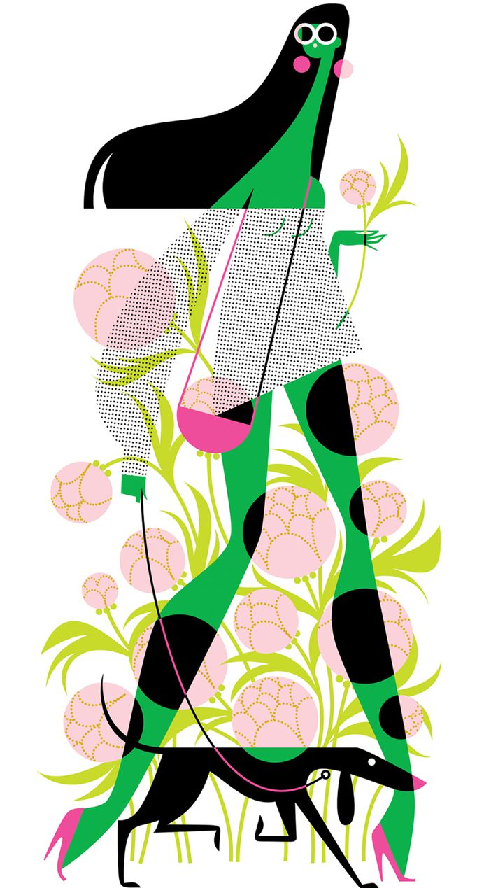 Fashion, Beauty, and Lifestyle Illustration by Kirsten Ulve | Illustration
