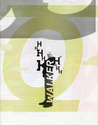 Walker.jpg (900×1140) #carter #typography