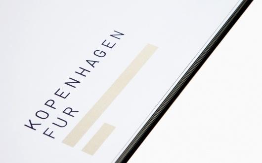 Kopenhagen Fur   re-public #logo #print #identity #stationary