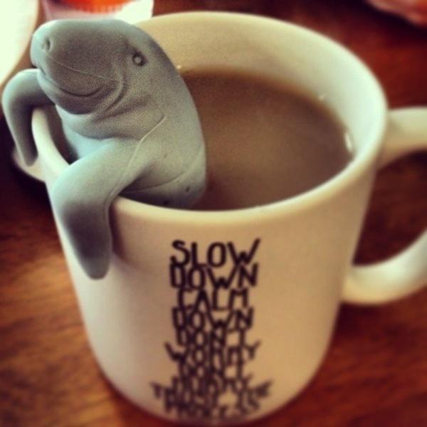 Manatea Tea Infuser #gadget