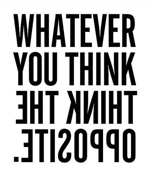 LE BLOG #true #type #saying