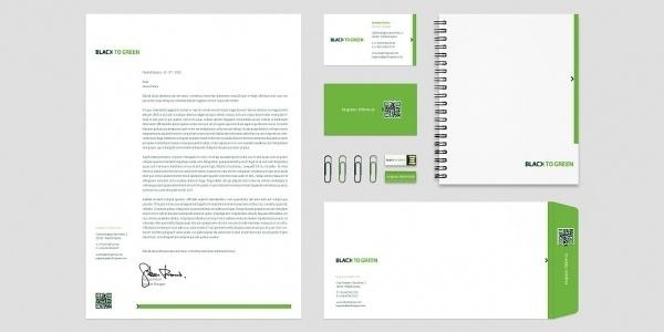 Black To Green, Be Green - NESTOR GARCIA | BRANDESIGNER #branding #black #identity #logo #to #green