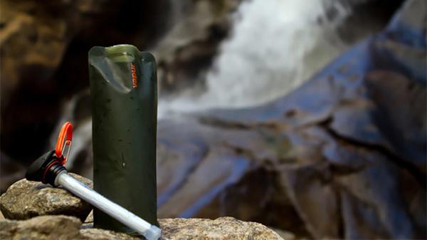 Vapur microfilter water bottle #water #bottle