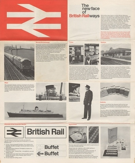 Wallace Henning - Notes #british #branding #design #graphic #transport #identity #rail #poster