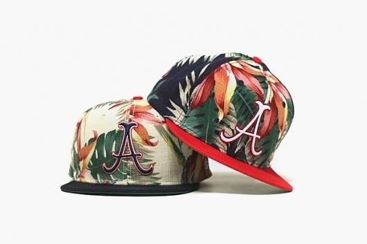 Acapulco Gold Hawaiian 6-Panel Snapback Caps | Hypebeast #hats