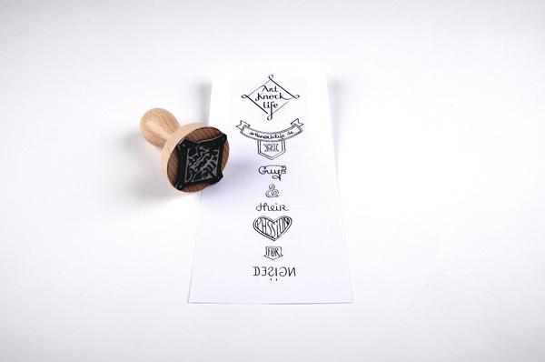 AKL Flyer #heart #ink #white #passion #knock #stemp #design #black #blog #art #stempel #life