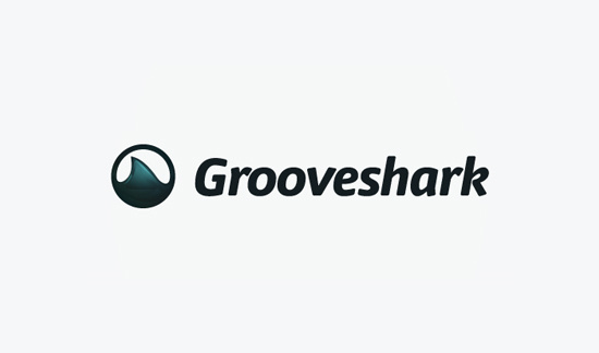 grooveshark logo design #logo #design