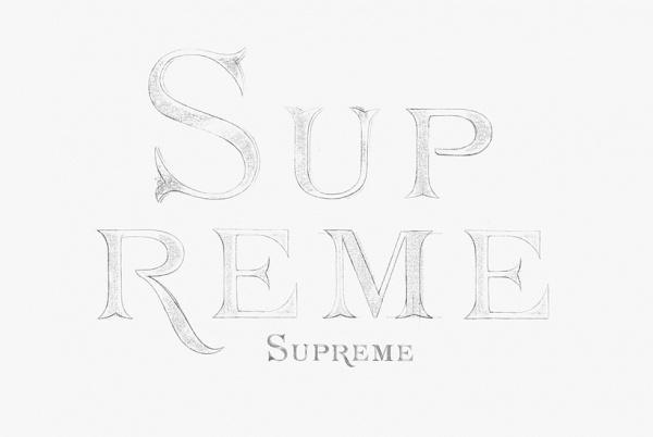 Ill Studio - Supreme NYC #supreme #logo #typography