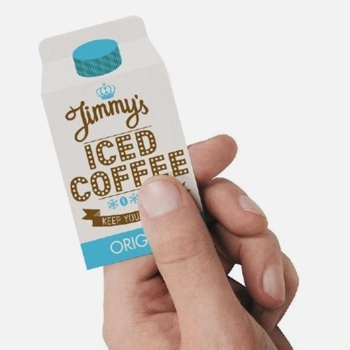 Type That I like #milk #card