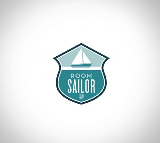 The Black Harbor || Foundry Collective #logo #design