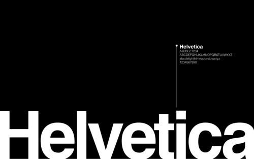 Tumblr #type #helvetica #typography