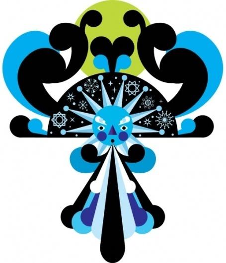 Patrick Draws Things #patrick #illustration #wind #graphic