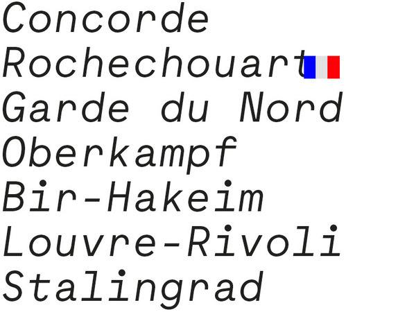 MaaxMono #typography