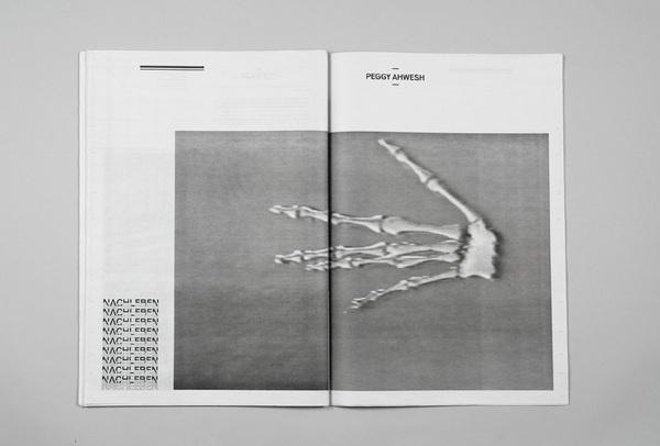 Nachleben publication #pubdesign #projectproject
