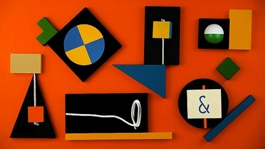 The Fox Is Black #bricks #design #parts #blocks