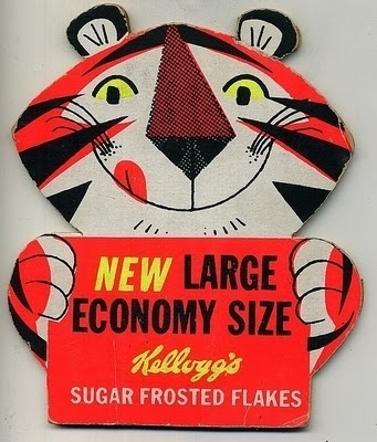 Super Punch: Gallery of vintage food packaging #packaging #illustration #vintage