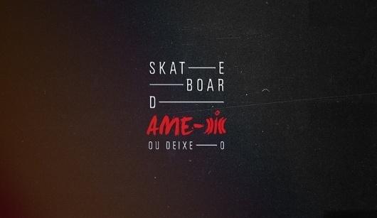 All sizes   Capital Skateboard   Flickr - Photo Sharing! #typographic #type #skate #logo